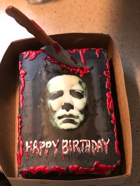 Awesome Pin By Roberta Rojas On Amazing Cakes With Images Halloween Personalised Birthday Cards Epsylily Jamesorg