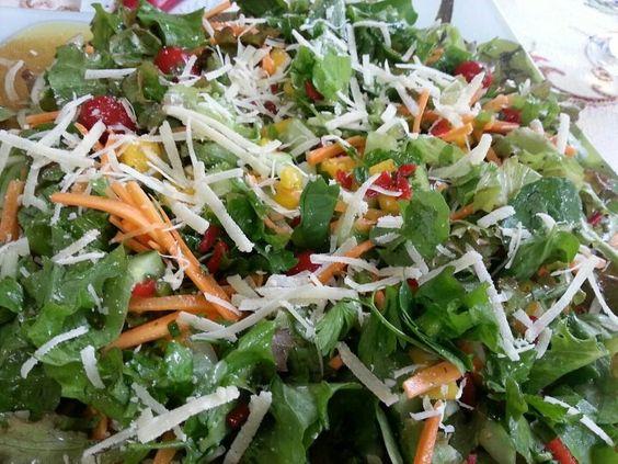 Minha salada de sexta!