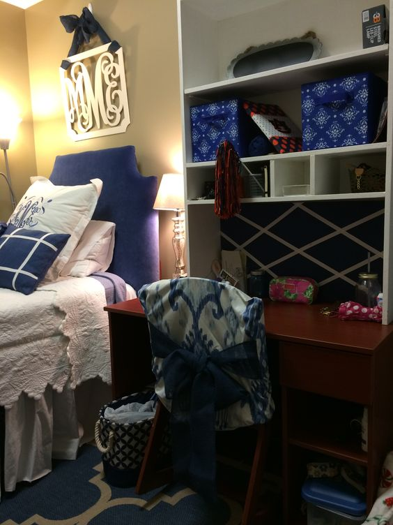 Village dorm at Auburn  college  Pinterest  We, The o  ~ 021824_Auburn Dorm Room Ideas