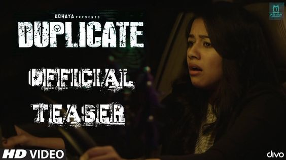 Duplicate Movie Official Teaser