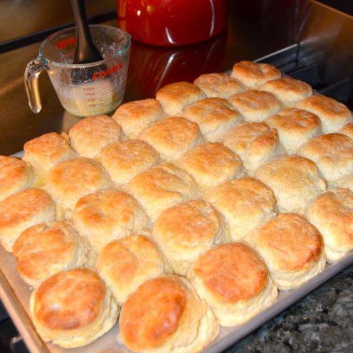 SIMPLY IRRESISTIBLE CREAM BISCUITS #Cream #Biscuits #Recipe | www.AfterOrangeCounty.com