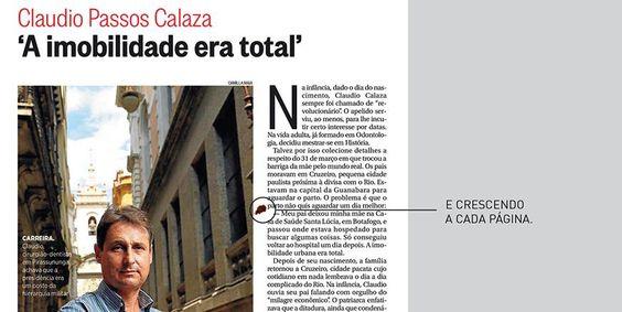 Mancha em páginas de revista revela ação contra câncer de pele - Adnews - Movido pela Notícia
