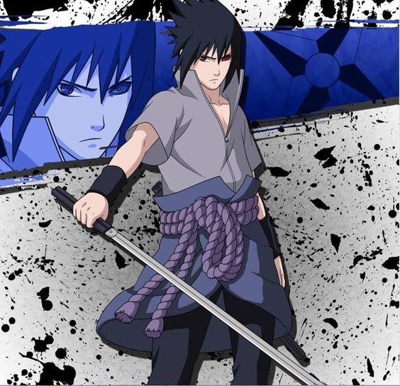 Sasuke Rinnegan - Naruto: