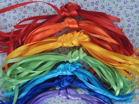 Varinha arco-íris | Rainbow wand