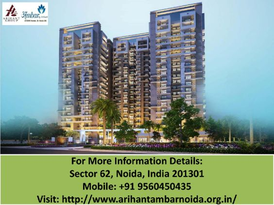 """Arihant Ambar Lavish Apartments in Noida Extension Call us +91 9560450435"" published by ""nivesh"" on @edocr"