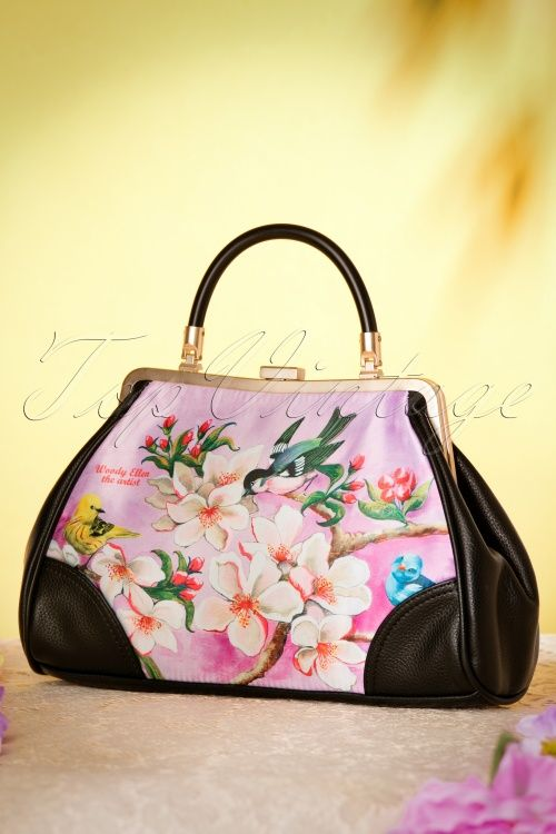 Woody Ellen Floral Handbag 212 29 17729 01222016 023W
