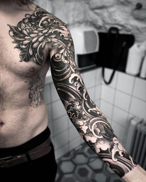 Pin By Mr Christian On Tattoo Worthy Design Armor Tattoo Tattoo Shirts Wolf Tattoo Sleeve