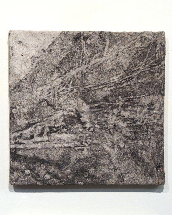 May Babcock, pulp painting artist, New England