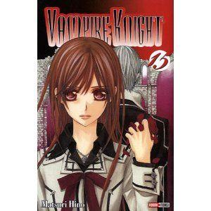 Vampire Knight Vol.15