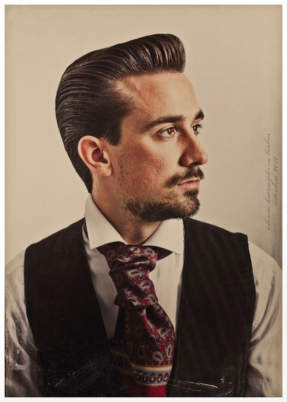 The Hair Project 2015 - www.thehairproject.eu SCHOREM HAARSNIJDER & BARBIER BARBER CUT