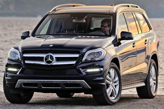 2014 Mercedes-Benz GL-Class vs 2015 Ford Explorer - Cars Comparison