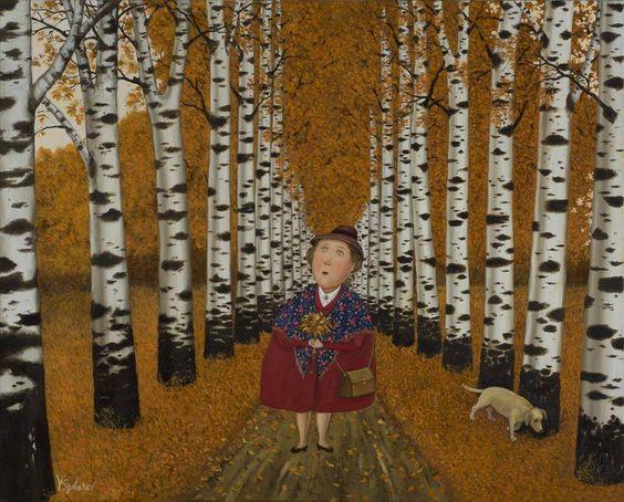 Картинки под настроение осень
