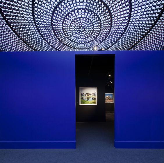 Exhibition at Elephant Paname in Paris Photo © Magda Biernat