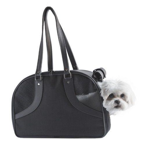 $83 Petote Roxy Pet Carrier Bag, Black, Small by Petote, http://www.amazon.com/dp/B008BFU4B6/ref=cm_sw_r_pi_dp_k.qgrb0DFYP9Q