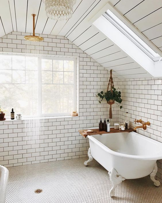 Is Subway Tile Too Trendy To Put In A New Home Or Remodel In 2020 House Home New Bathroom Ideas