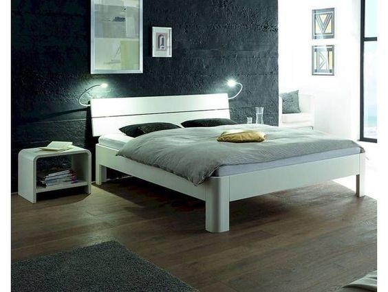 Hasena Fine Line Massivholzbett Syma Ronda Duetto 140x200 Cm Buche W Ikea Balkonmobel In 2020 Bed Design Unique Dining Room Home Decor