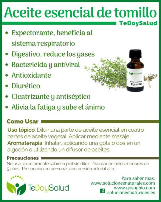 Aceite Esencial De Tomillo Beneficios Aceite Esencial De Tomillo Combinaciones De Aceites Esenciales Aceite