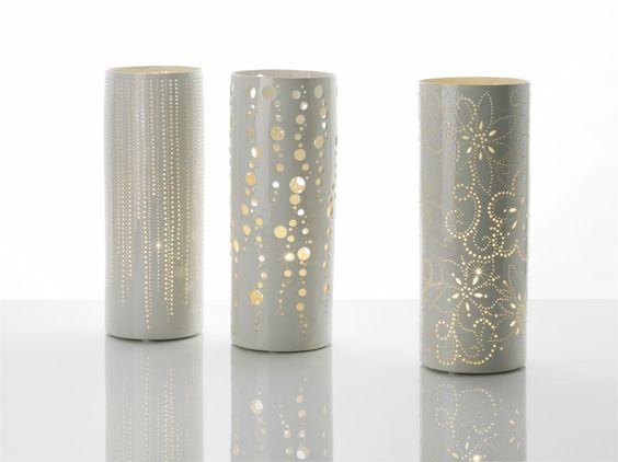 Feinedinge ceramic lampen stella