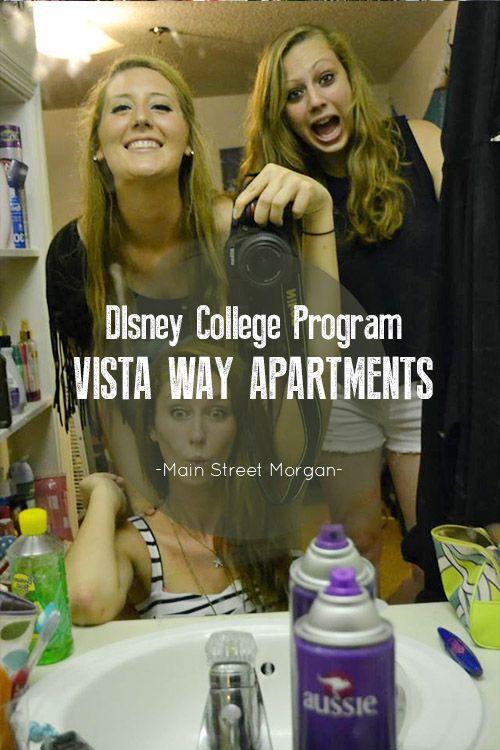 Disney College Program | VIsta Way Apartments | DCP | Disney | Housing |  Patterson | Chatham | Commons | Disney Housing | Disney Apartments |  Pinterest ...