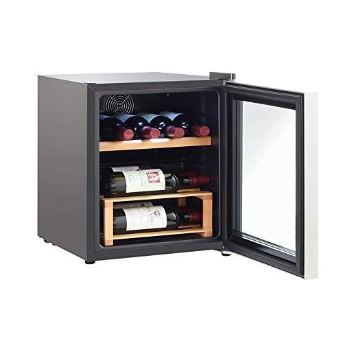 Lnspirational Gifts Decor Accessories 8 Bottle Wine Cooler Refrigerator Red And White Wine Ch In 2020 Undercounter Wine Cooler Wine Chiller Wine Cooler