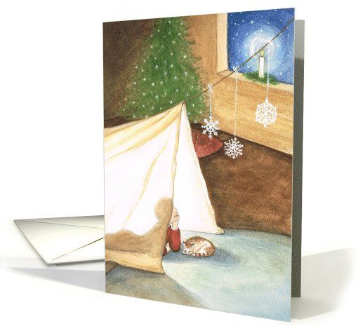 Believe - Christmas Card
