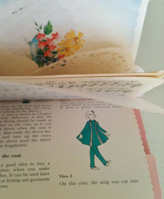 Junk Journal Smash Book Notebook With Vintage Papers by VelvetSoup, $17.00