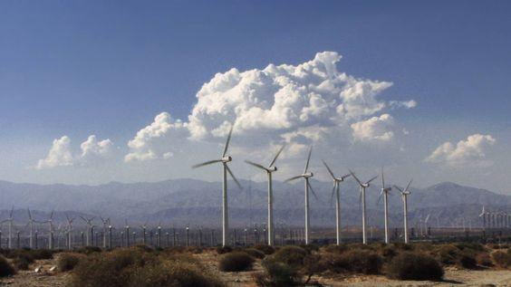 Wind Power 0212 Stock Video