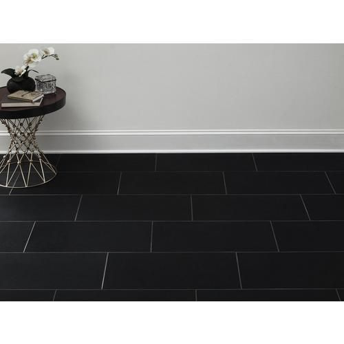 Absolute Black Honed Granite Tile Floor Decor In 2020 Granite Tile Honed Granite Black Bathroom Floor