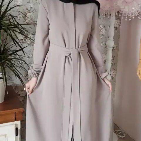 كولكشن عيد الاضحى عبايات أقمشة تركية و خليجية رايقة جدا Abaya Fashion Fashion Fashion Dresses