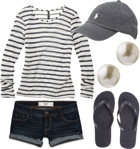 Loooooove.: Casual Outfit, Summer Outfit, Baseball Cap, Dream Closet, Longer Short, Game Day Outfit, Summer Night