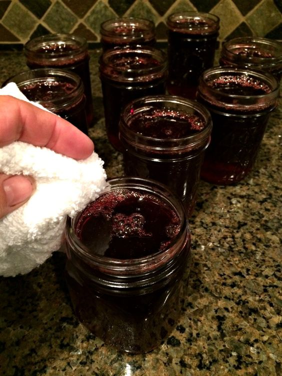 Homemade Blackberry Jelly - Easy Step-by-step Instructions