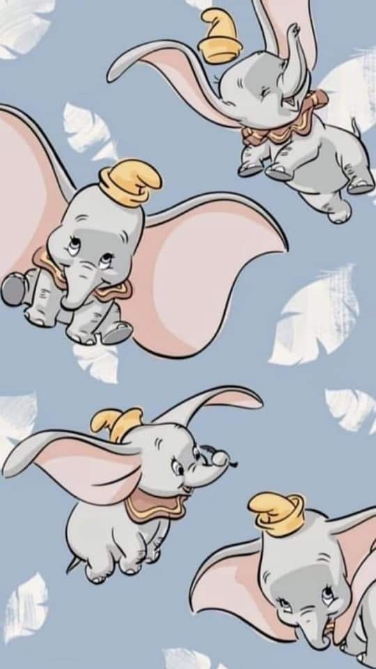 2020 Disney Dumbo Christmas Pin Pin by Crystal Mascioli on Dumbo in 2020 | Cute cartoon wallpapers