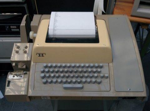 fernschreiber Teletype