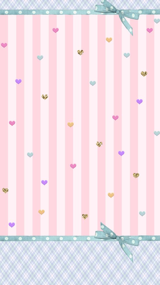 LOve Pink~: Girly pink wallpaper(freebie) | Even my phone ...
