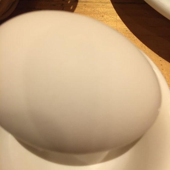 ゆで卵 @ コメダ珈琲店 池袋西口店