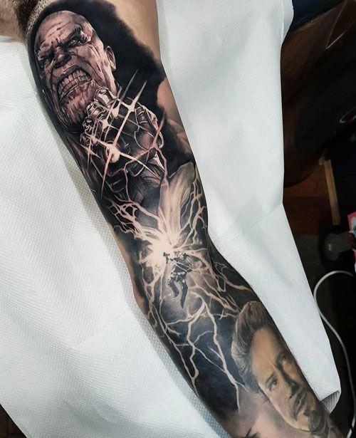 125 Best Inner Bicep Tattoos For Men Cool Ideas Designs 2020 Guide Bicep Tattoo Men Bicep Tattoo Inner Bicep Tattoo