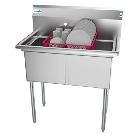 Industrial Scientific Utility Sink Commercial Kitchen Sink
