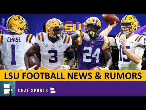 Lsu Football Recruiting Isn T Slowing Down In Fact Coach O Just Picked Up 3 New Recruits For The 2021 Class And They Re Back In 2020 Lsu Football Lsu Football