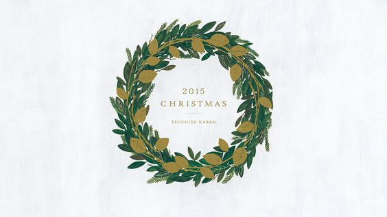 2015 CHRISTMAS TSUCHIYA KABAN / 土屋鞄製造所