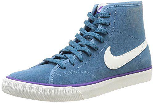€26.40 in Gr. 36.5 * Nike Wmns Primo Court Mid Suede Damen Sneaker