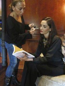 Maquillaje y peluqueria de Eva Villar