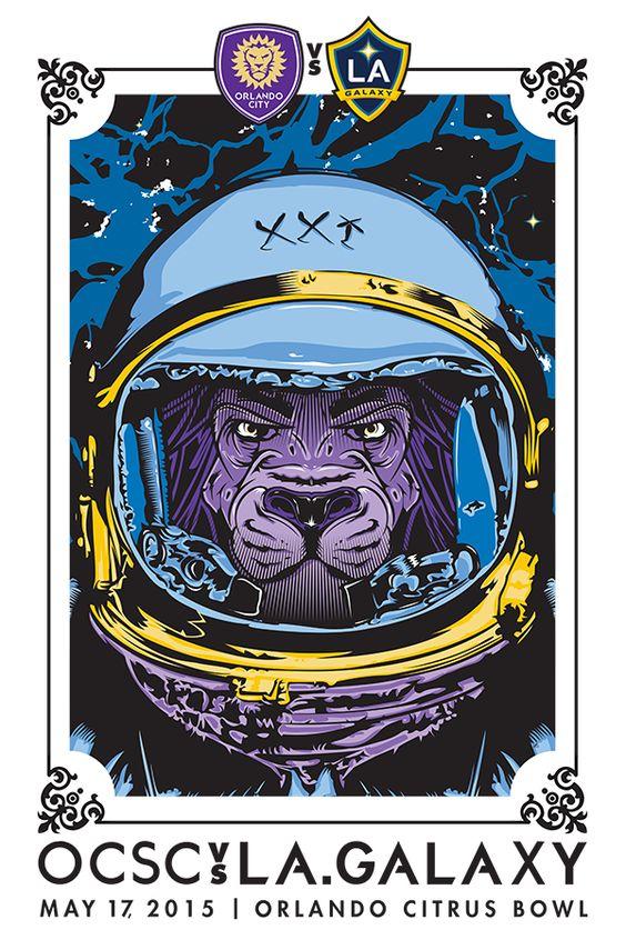 Poster Detail - LA Galaxy - May 17 - 2015 | Orlando City Soccer Club