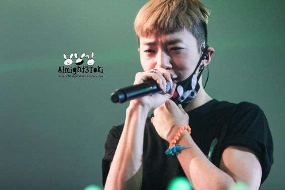B.A.P Yong Guk in 2013 Live on Earth