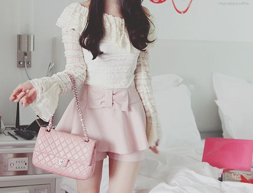 Imagem de fashion, pink, and bag