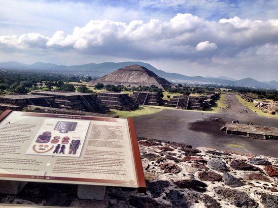 Pirámide del sol - México