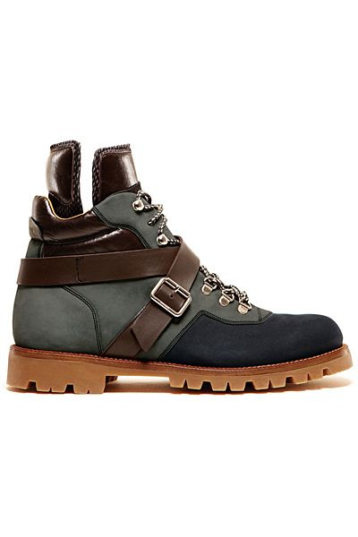 Rugged Bally Boots #bally #boots