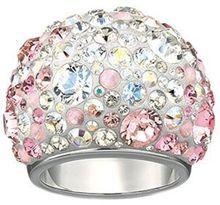Swarovski Crystal Chic Multi Pink Ring