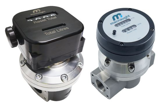 M-SERIES are back! Incorporating the unique oval rotor principle into its design has enabled M-SERIES positive displacement flow meters from Macnaught to offer proven reliability and excellent levels of accuracy and repeatability.: