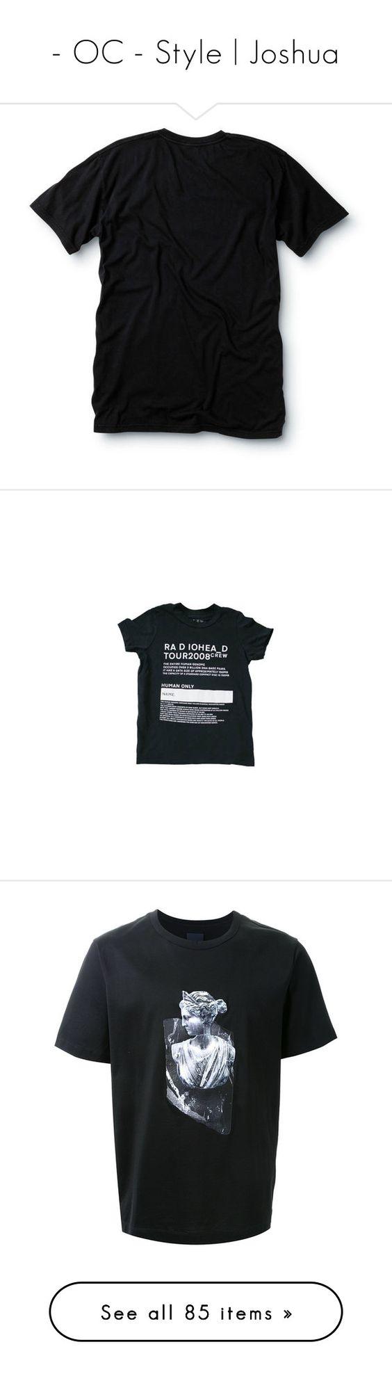 - OC - Style   Joshua by ashleeritson on Polyvore featuring polyvore, women's fashion, clothing, tops, t-shirts, shirts, quiksilver, t shirts, quiksilver shirt, dark t shirts, quiksilver t shirts, tees, grey tee, print t shirts, print tees, grey top, pattern tops, crew shirt, crew neck tee, crew t shirt, crew neck top, summer shirts, dresses, black, tee dress, oversized t shirt dress, t shirt dress, short sleeve t-shirt dress, sweater dress, omocat, cotton tee, unisex tops, cotton t shirt…
