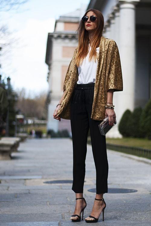 Time for Fashion » Christmas Outfits: New Year's Eve Party: